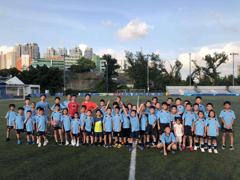 「健康生活」-暑期青少年欖球計劃2019